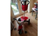 Baby and toddler trike