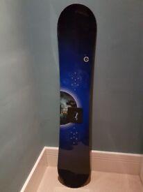 Burton Clash Snowboard 139cm W/O Bindings