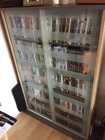 DVD/BOOKCASE Cabinet