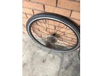 Bike wheel size 26