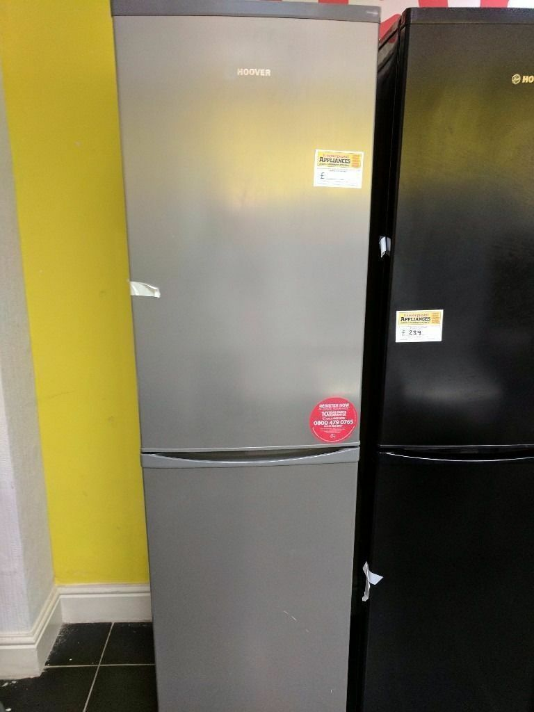New Graded Hoover Fridge Freezer (12 Month Warranty)