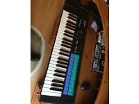 Casio CA 100 Electric Keyboard good order