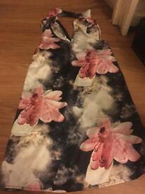 Flower dress size 8