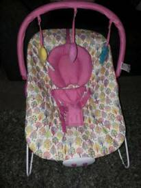 Mothercare Baby chair with Newborn insert