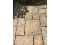 Paving slabs / Patio