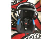 SILVER CROSS SIMPLICITY CAR SEAT - GROUP 0+ FROM 0-13KG - LIKE NEW - RRP £149