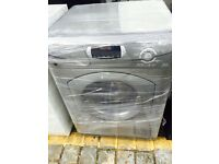 HOTPOINT SUPER SILENT WASHER DRYER, DIGITAL DISPLAY,4 MONTH WARRANTY, FREE LOCAL DELIVERY
