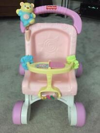 Fisher Price pushchair Style Babywalker