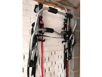 3x bicycle rack
