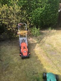 Lawnmower broken belt