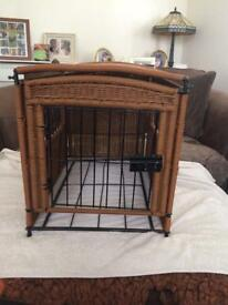Cat/Small dog bed/cage
