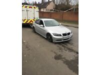 Modded BMW 320DEISEL