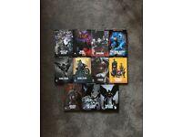 DC Legend of Batman Graphic Novel 1-11 + Free Gifts - Eaglemoss
