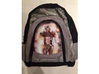 Dr Who Cyberman children's kids backpack