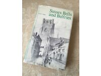Sussex Bells and Belfries hardback book