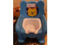 Seat potty