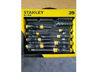 Stanley screwdriver set