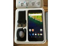 Nexus 6p 32gb Any Network with Accessories