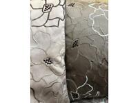 Dunelm feather cushions