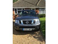 Nissan Navara King Cab 4x4 Pick Up