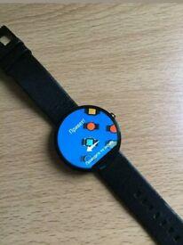 Moto 360 1st Gen (Android & iOS Smartwatch)