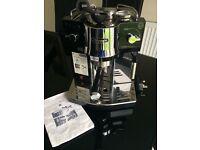 Delonghi coffee/espresso machine including accessories and coffee