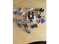 New - 16 Star Wars Lego Ships