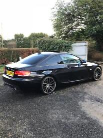 BMW 335d m-sport coupe