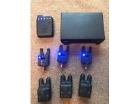 3 x ATTs Alarms and Receiver