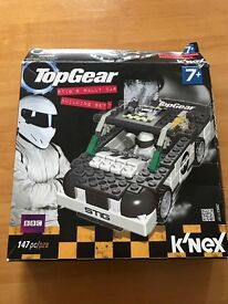 K'nex -top gear -stig rally car