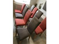 John lewis 8 dining table chairs