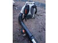 Stihl BR500 backpack leaf blower
