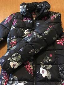 Joules Florian coat, size 8
