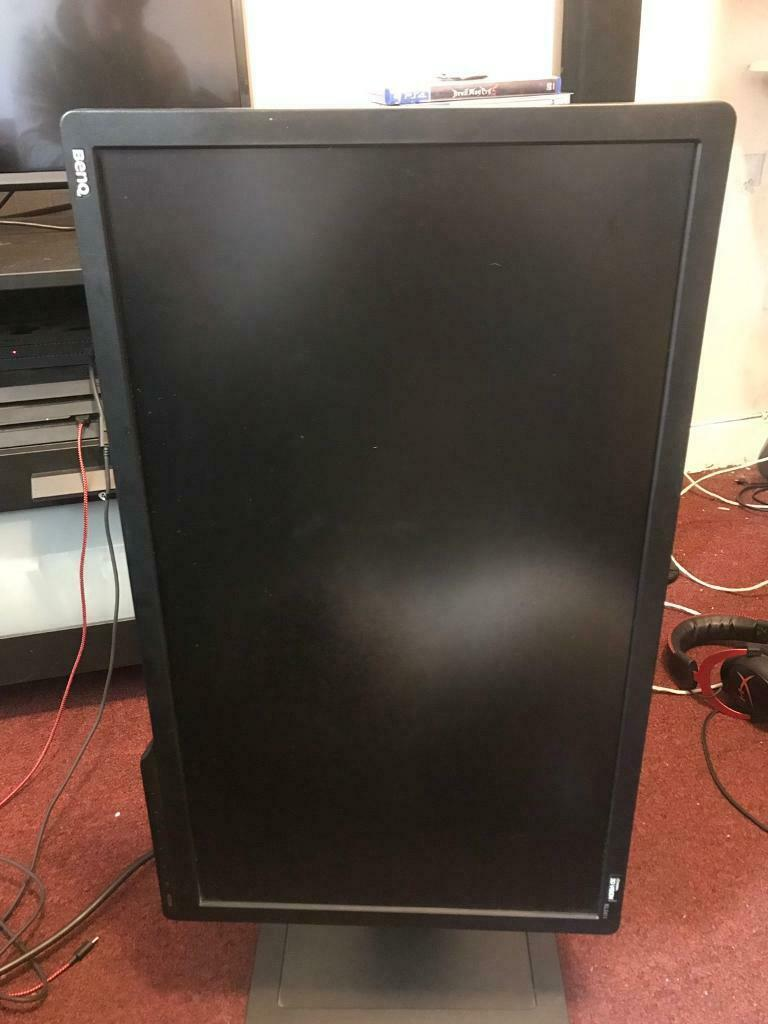 "Benq XL2411 24"" 1ms 144hz 1080p HDMI DVI gaming monitor 