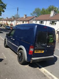 Ford transit connect hi top
