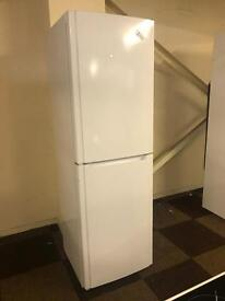 LOVELY CLEAN AND FRESH HOTPOINT FRIDGE FREEZER