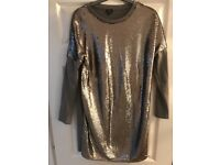Sequinned river Island jumper