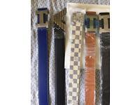 Men's women's belt/Gucci/Ferragamo/LV/Hermes