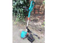 Bosch garden trimmer/strimmer