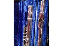 Gemeinhardt 2SP Silver Flute