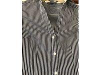 H&M work shirt size 8-10