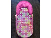 Summer baby bather chair