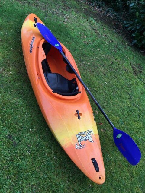 Kayak - Perception Method Air | in Exeter, Devon | Gumtree