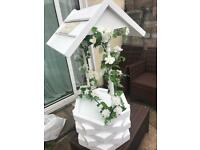 Wedding wishing well/ post box