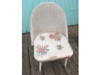 Beautiful, original Lloyd Loom chair