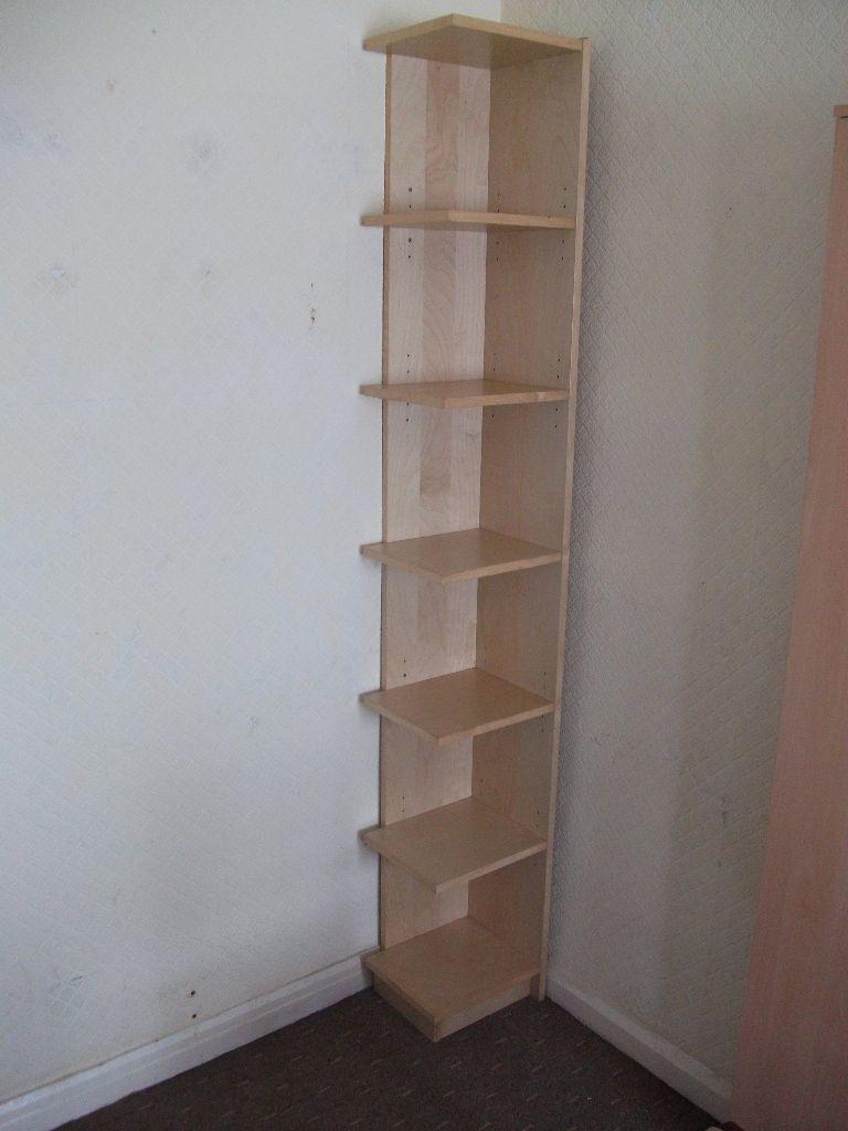 Ikea Billy Corner Shelf Quick Ono