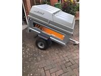 Trailer for sale Erde 122 with hard top