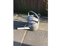 Galvanised 2 gallon Watering Can