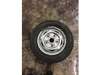 """Brand new 195/65/15"""" transit wheel with tyre"""