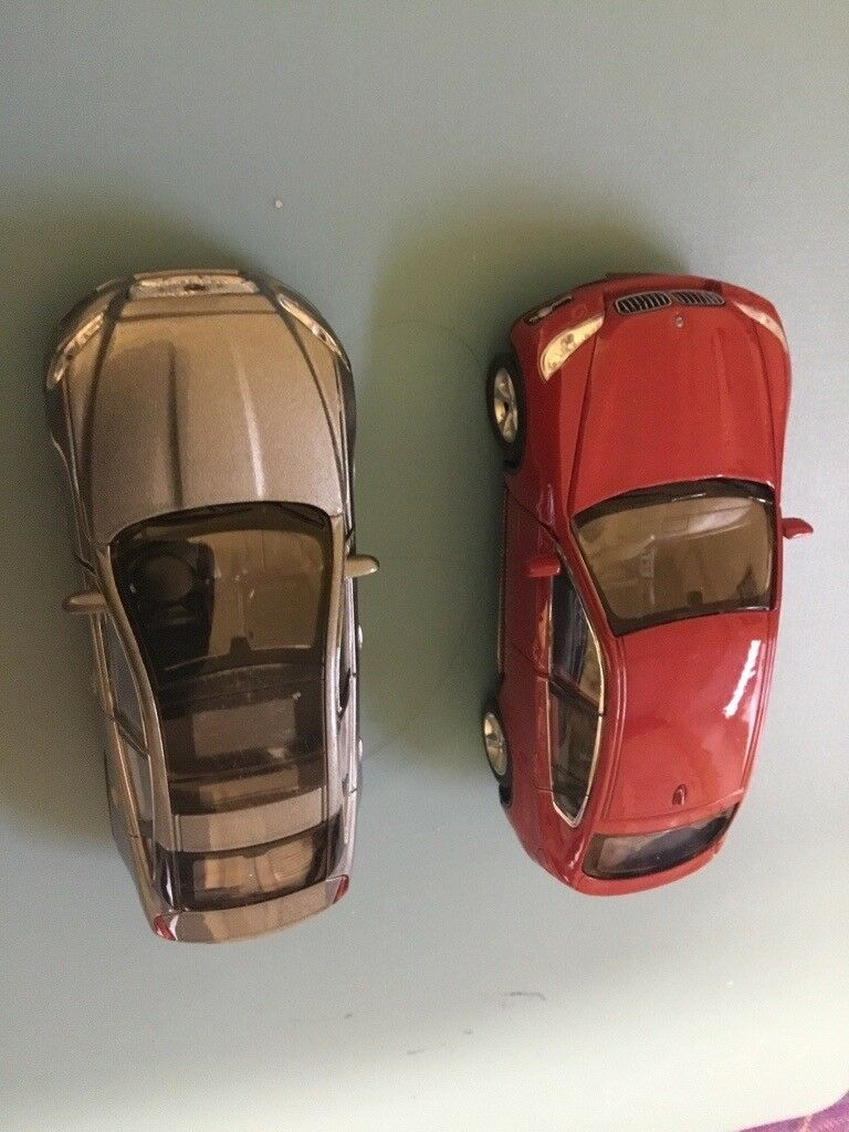 Toy Cars Self Propelled Bmw X6 Jaguar Xj In Woking Surrey Gumtree